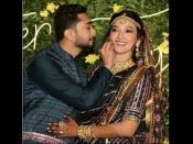 सज धज के मेहंदी के साथ शुरू हुई गौहर खान - ज़ैद दरबार की संगीत सेरेमनी, देखिए तस्वीरें