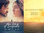 इरफान खान की आखिरी फिल्म 2021 में थियेटरों में होगी रिलीज- The Song of Scorpions की घोषणा