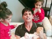 टीवी एक्टर करणवीर बोहरा की पत्नी टीजे ने दिया तीसरी बेटी को जन्म, 'घर आईं 3 देवियां' VIDEO