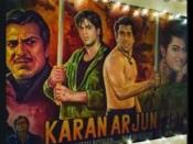 करण - अर्जुन के 26 साल: सनी देओल - बॉबी थे पहली कास्ट, शाहरूख ने अजय देवगन को धोखा देकर की साइन