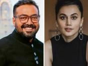तापसी पन्नू और अनुराग कश्यप की थ्रिलर फिल्म 'दोबारा'- शानदार टीजर के साथ हुई घोषणा