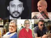 वर्ल्ड कैंसर डे- ऋषि कपूर, इरफान से लेकर सोनाली बेंद्रे- बॉलीवुड के कई सितारों ने लड़ी है कैंसर से लड़ाई