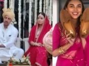Pics: दीया मिर्ज़ा - वैभव रेखी की शादी में इस हीरोइन ने ला दिया ट्विस्ट, निभाई सबसे क्यूट रस्म