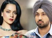 कंगना रनौत ने दिलजीत दोसांझ के गाने को बताया 2 रुपए का? अभिनेता ने दिया ऐसा जवाब!