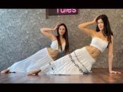 शनाया कपूर का कातिलाना बेली डांस वीडियो वायरल, सुहाना खान की स्कर्ट पहनें आईं नजर!