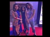 रिया कपूर, गुनीत मोंगा और ताहिरा कश्यप द्वारा आयोजित 'द मैरिड वुमन' की स्पेशल स्क्रीनिंग