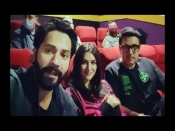 वरुण धवन के साथ कृति सेनन की होली पार्टी, अक्षय कुमार के गाने पर किया जमकर डांस VIDEO