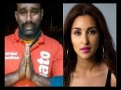 परिणीति चोपड़ा ने जोमैटो डिलिवरी बॅाय के सपोर्ट में उठाई आवाज- महिला को सजा दिलाना है, ये शर्मनाक है