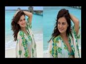 हनीमून पर दीया मिर्जा ने पहनी सेक्सी ग्रीन बिकिनी, प्राइवेट पार्ट को लेकर बोली इतनी बड़ी बात, देखिए PICS