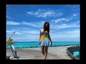 मालदीव में जोया-सुरभि ज्योति ने पहली बार पहनी सबसे हॅाट बिकिनी, देखिए सेक्सी तस्वीरें
