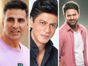 100 करोड़ फीस क्लब: प्रभास भी शाहरूख के साथ शामिल, अक्षय कुमार लेते हैं सबसे ज़्यादा फीस