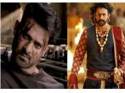 'साहो' से प्रभास ने तोड़ा बाहुबली 2 का ये तगड़ा रिकॅार्ड, रिलीज से पहले करोड़ों की कमाई !