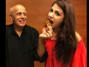 महेश भट्ट के साथ रांची गई थीं रिया चक्रवर्ती, एक ही होटल में ठहरे थे, वायरल हुई तस्वीर