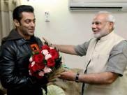 सलमान खान ने पीएम मोदी को दी जन्मदिन की शुभकामनाएं, अजय देवगन बोले 'खुशियों के 70 साल'