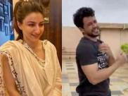 ताऊ ते तूफान के जाते ही छत पर गाते - नाचते दिखे कुणाल खेमू, पत्नी सोहा अली खान ने बनाया वीडियो