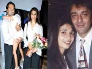 संजय दत्त - रिया पिल्लई के तलाक से पहले ही हो गया था लिएंडर पेस - रिया की बेटी का जन्म