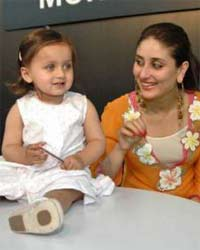 Samayara and Kareena
