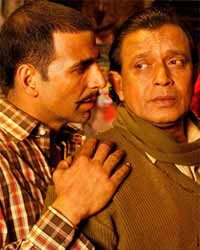 Mithun is a classic actor, says Akshay