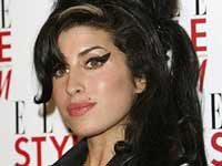 Singer Amy Winehouse