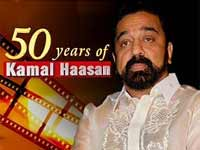 50 years of Kamal Haasan