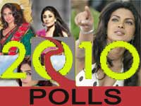 Polls 2010 on Entertainment
