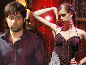 Imran Hashmi and Kalki Koechlin