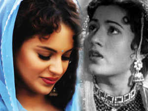 Kangana Ranaut To Play Madhubala In Kishore Kumar Biopic ...