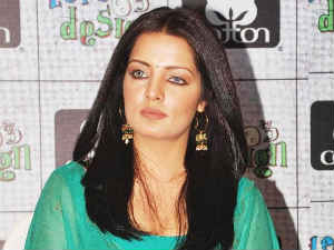 Celina Jaitley supports green initiative