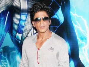 Shahrukh's autobiography, titled as 'Twenty Years In A Decade'.