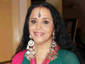 Ila Arun would like to play West Bengal Chief Minister Mamata Bannerjee in a film.
