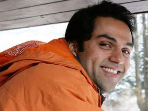 Actor Abhay Deol was nervous about singing in upcoming film Zindagi Na Milegi Dobara.