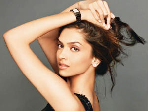 Deepika's hot item for Saif Ali Khan's Film. She is in London shooting her third film with Saif Ali Khan.