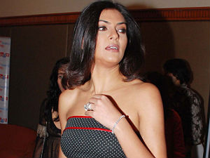 Sushmita wants to do a raunchy item number