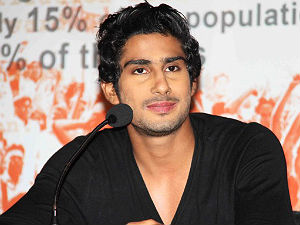Aarakshan' is very interesting film : Prateik Babbar