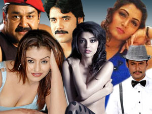 Controversial film stars of South India