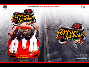Ferrari Ki Sawaari Film Review