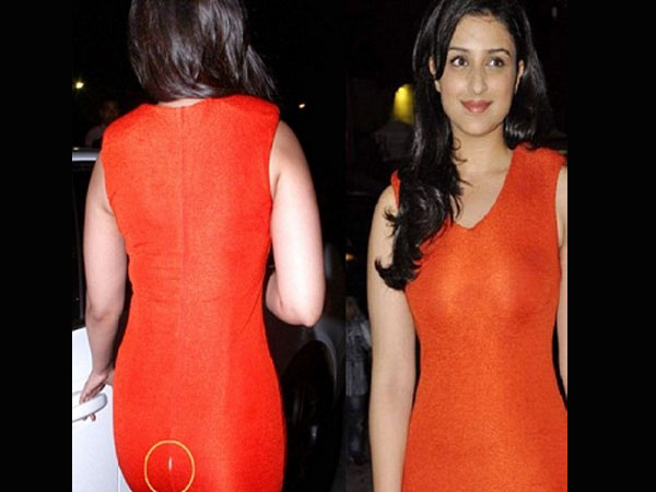 Picture: Parineeti Chopra's shocking wardrobe malfunction!