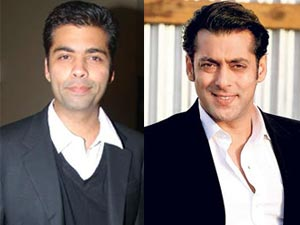 Karan Johar want to work with Salman Khan