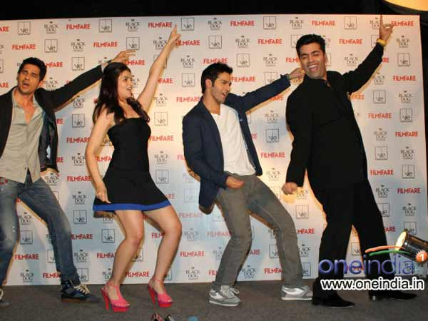 Karan Johar came to Bigg Boss 6 to promote Student Of The Year