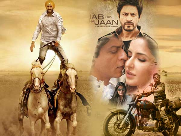Son Of Sardaar and Jab Tak Hai Jaan