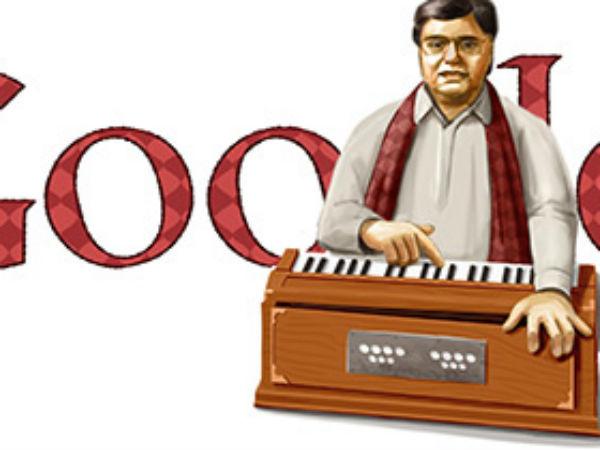 <strong>जन्मदिन स्पेशल: गूगल सर्च पेज पर गजल सम्राट जगजीत सिंह</strong>