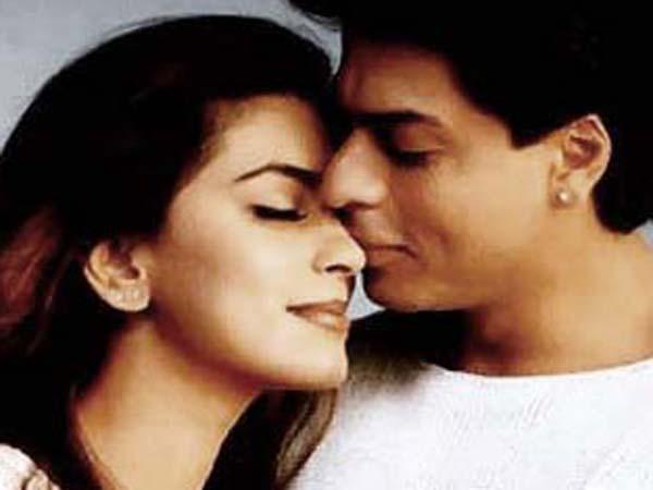 <strong>शाहरूख और जूही की अनदेखी तस्वीरें</strong>