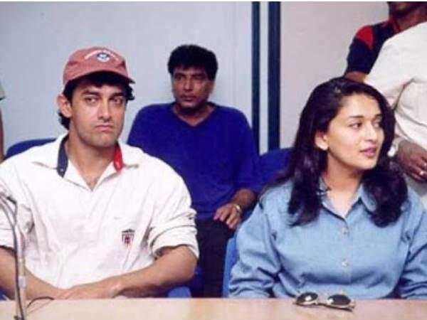 आमिर और माधुरी की जोड़ी सबको भायी