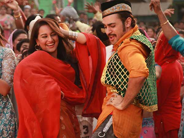 Sonakshi and Imraan to dance on Tayyab Ali Pyaar Ka Dushman