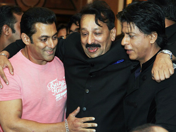 Is Salman Khan More Interested In Patch Up Than Shahrukh Khan?
