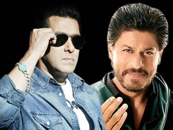 Shahrukh and Salman will never talk about their relationship in public