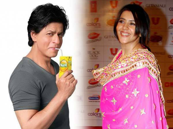 Why Is Ekta Kapoor Miffed With Shahrukh Khan?