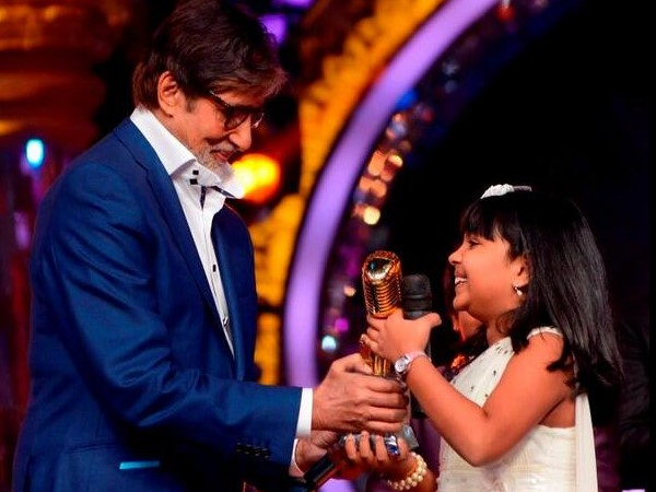 I didn't expect this, I am very happy said Indian Idol Junior Anjana Padmanabhan