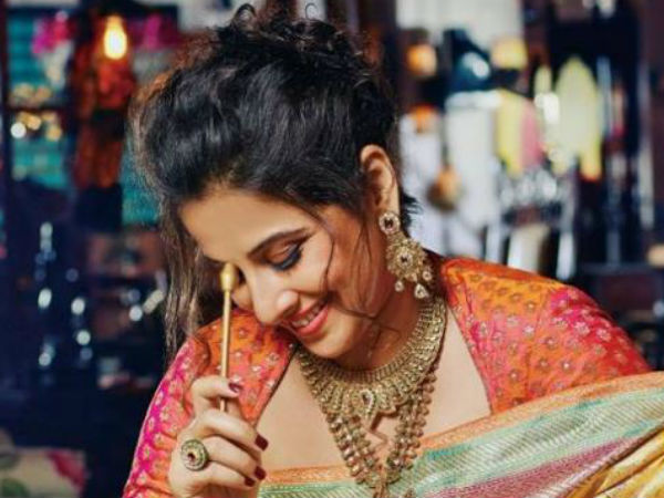 Acting is what I live for: Vidya Balan