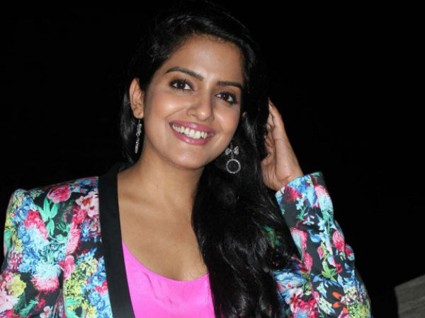 Vishakha Singh gets abusive comment on her Facebook page